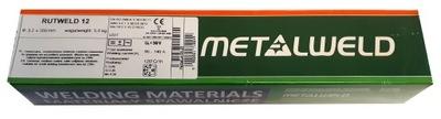 Электрод RUTWELD12 3 .2 x350 / 5кг METALWELD