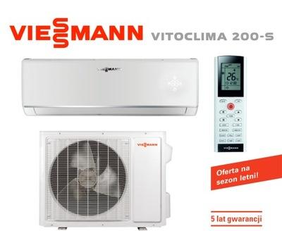 Klimatizácia Viessmann Vitoclima 200-S 3.5 inštalácia