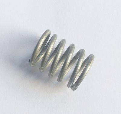 Sprężyna naciskowa nr 22 wym. 2,5x22x30 mm