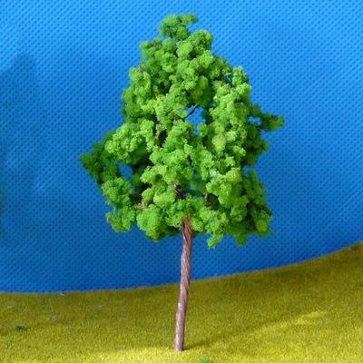 HO-TT drzewo drzewa na makiete nowe wysokość 7 cm.