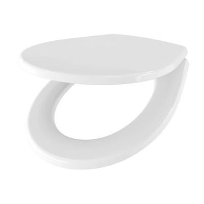 доска на унитаз туалет медленно спадающая  Cersanit
