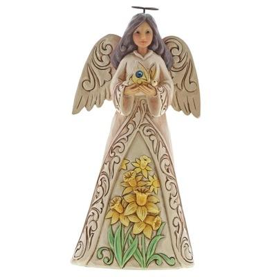 ангел покровитель всех, родившихся в МАРТЕ художника Jim Shore