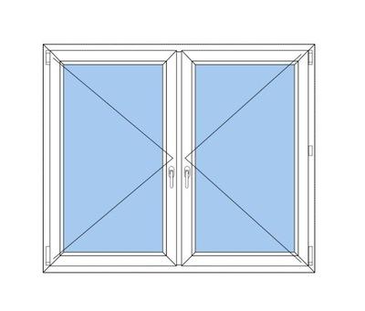 Okna na Allegro Tanie okna typowe, standardowe Janikowo