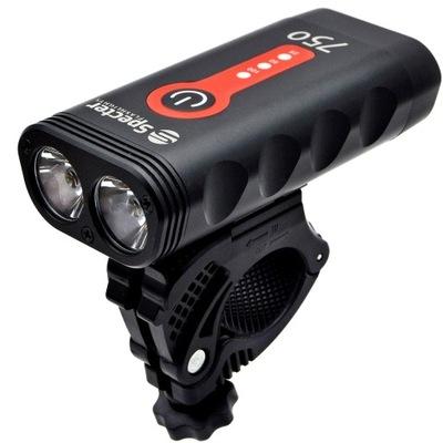 Lampka/latarka ROWEROWA SPECTER LED XPG750 USB