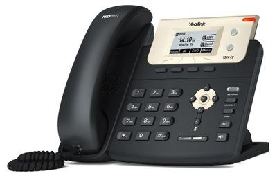 Telefon IP VOIP z zasilaczem - Yealink T21P E2 PoE