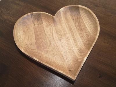 миска ?????????? - сердце