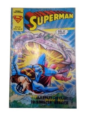 SUPERMAN 8/1991