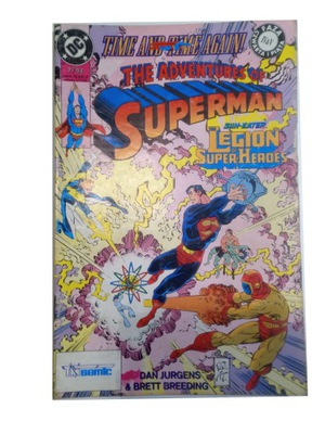 SUPERMAN 7/93