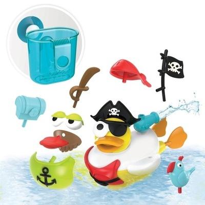 Kačica Odrzutowa Yookidoo Pirát Kúpanie 40170