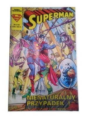 SUPERMAN 9/1991
