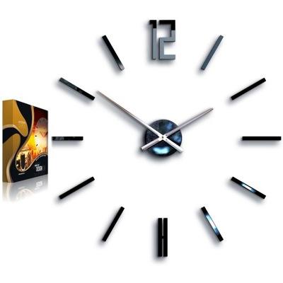БОЛЬШОЙ современный часы настенный - КАРЛО 75СМ ЦВЕТА