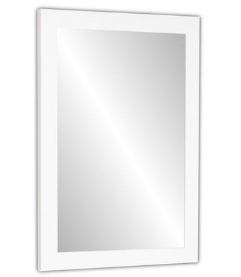 зеркало 70X60 в раме Венге белая 12 цвета сонома