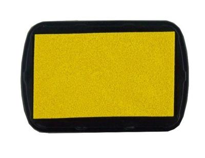 ЧЕРНИЛА подушка для пуансонов Нелли`S Choice Желтый
