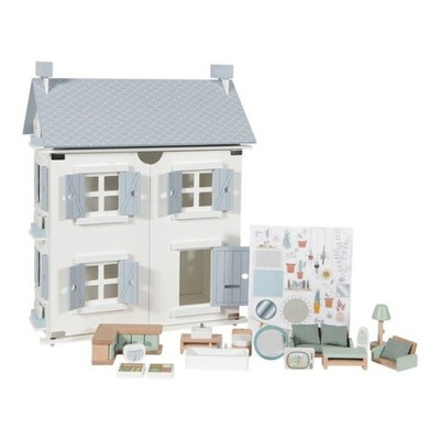 Málo holandský Drevený domček pre bábiky