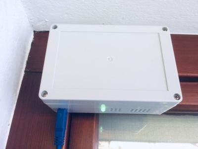 Станция мониторинга воздуха , смога, SMOGTOK GSM