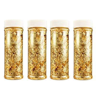 Złoto w kawałkach, jadalne, złoto spożywcze