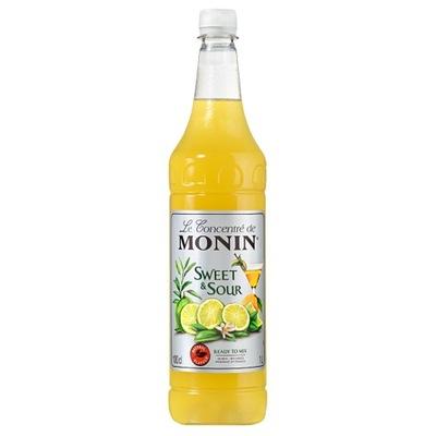 Monin концентрат Sweet & Sour 1000ml
