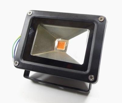 HALOGÉNOVÉ FLOODLIGHT LAMPA 10W IP65 RASTÚ RASTLINY