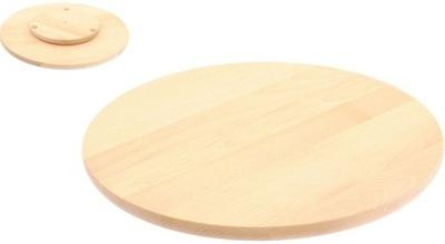 ВРАЩЕНИЯ доска сервировочная подставка лоток пиццы сыров 35 см