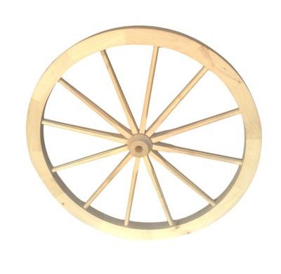 Kolo stroj kolesa dreva, dekorácie 71 cm