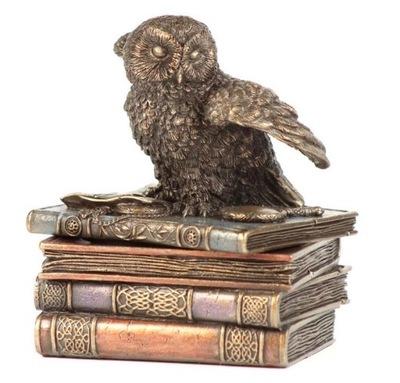 ШКАТУЛКА сова символ мудрости ОБОЗНАЧЕНА ВЕРОНЕЗЕ