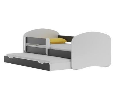 кровать двойные 180/90 КРОВАТЬ РАЗДВИЖНАЯ 2 МАТРАСЫ