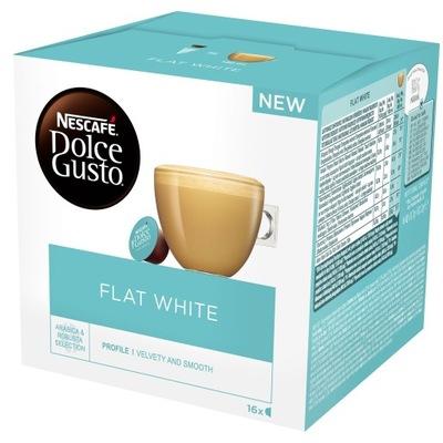 капсулы Nescafe Dolce Gusto Flat White 16 кофе,