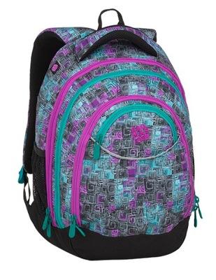 c71a6ec6a07a9 Plecak młodzieżowy Bagmaster BAG 8 F na laptop 7355640921 - Allegro.pl