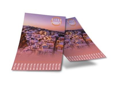 Plakat Plakaty A3 X 100 Kolor 24h Extra Jakość