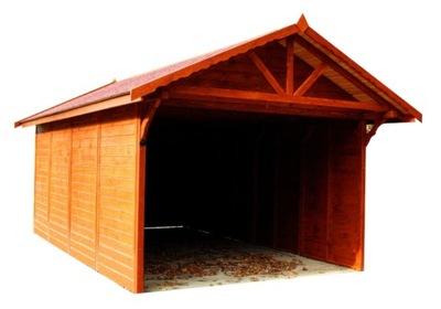 Навесы деревянные , гаражи, хозяйственные постройки
