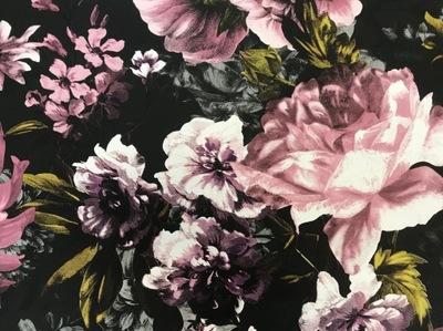 ОБОИ цветные цветы , листья A43002 Grandeco