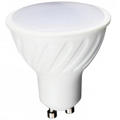 Лампа галоген LED GU10 SMD 600lm светодиодный 60 ВТ 6W 3 цвета