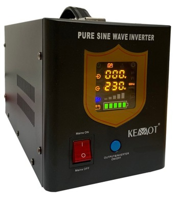 Prevodník pre čerpadlá pece UPS FULL SINUS 500 HIT