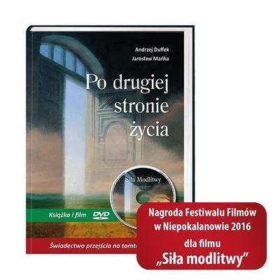 Po drugiej stronie życia. Książka +DVD Duffek