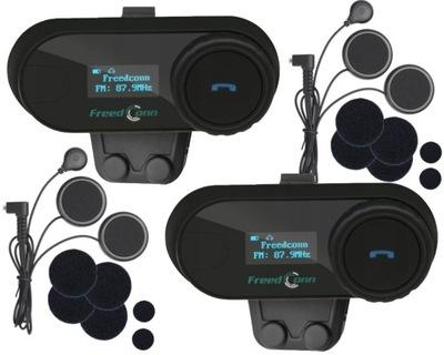 Interkom Bluetooth FreedConn T-Com SC V3 INTEGRAL