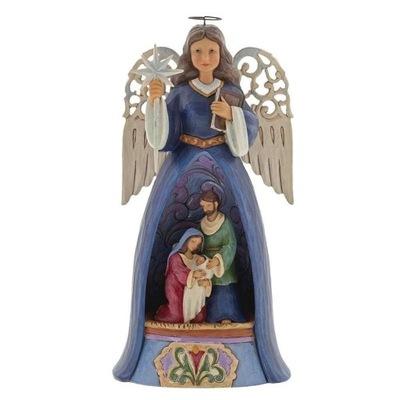 ангел ясли instagram Семья художника JIM SHORE