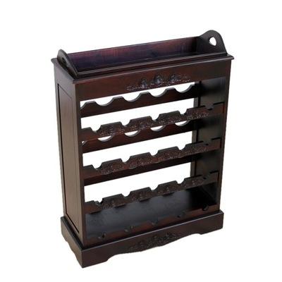Стильный классический Стеллаж Шкаф бутылки от Вина