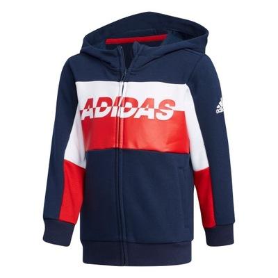 Bluza adidas Tiro 15 Training Jacket M64059 140