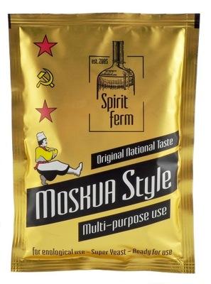 дрожжи для дистилляции Spirit Ферм Moskva Style 20 %