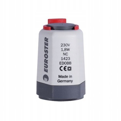 EUROSTER T1NC termoelektrický pohon M30x1,5