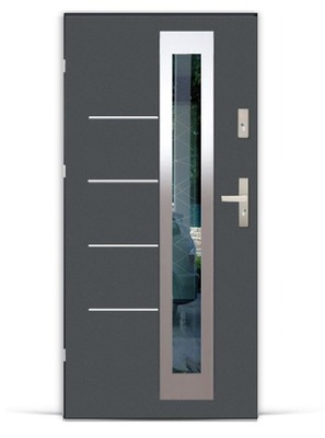 двери Внешние премиум ALU STOLDREW