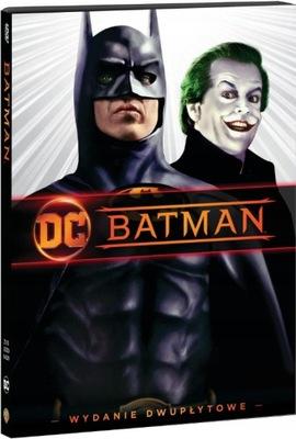 BATMAN [2 DVD] KOLEKCJA DC