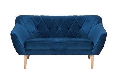 Sofa Skandynawska Skand 3 osobowa kanapa stylowa