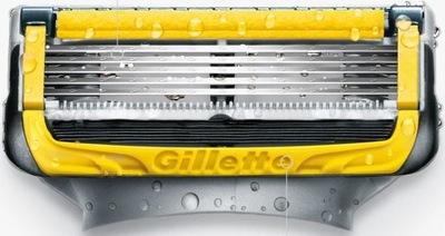 Gillette Fusion 5 Proshield 1 szt nożyki wkłady bp