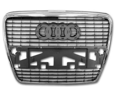 AUDI A6 C6 atrapa grill chrom przód NOWY 04-08