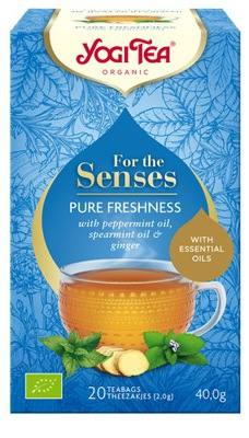 чай Чистая свежесть PURE FRESHNESS YOGI TEA