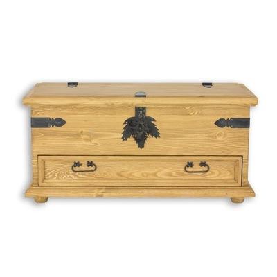 ++коробка деревянная  ствол сосновый++