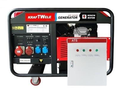 Приводимый в действие генераторная установка 18KVA KRAFTWELE ATS/ATS AVR