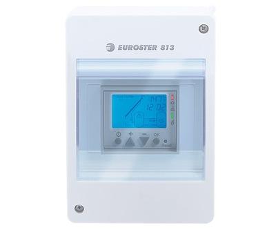 Ovládač solárnej inštalácie EUROSTER 813