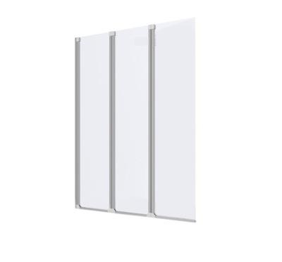 Sprchové dvere - Sklápacia obrazovka NAVAN ASPEN-3 GLASS 120